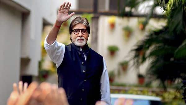File photo of Bollywood actor Amitabh Bachchan (PTI)
