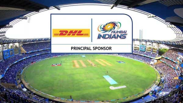 DHL Express is the fourth international brand to join Mumbai Indians' current partner lists.