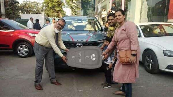 The deliveries were conducted all over Delhi NCR