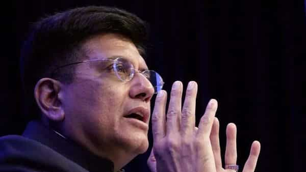 FILE PHOTO: Piyush Goyal, India's Minister of Railways and Minister of Commerce and Industry. (REUTERS)