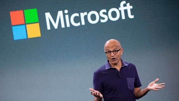 Microsoft CEO Satya Nadella. (AP)
