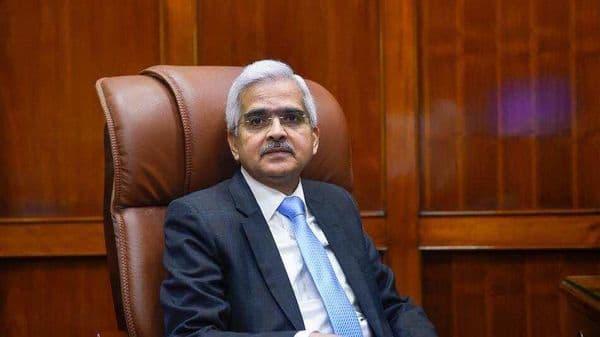 RBI governor Shaktikanta Das. (PTI)