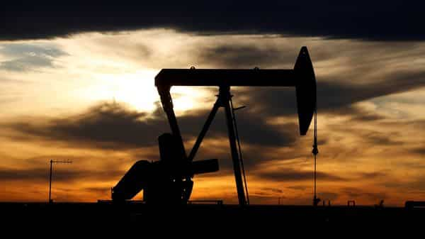 FILE PHOTO: The sun sets behind a crude oil pump jack on a drill pad in the Permian Basin in Loving County, Texas, U.S. (REUTERS)