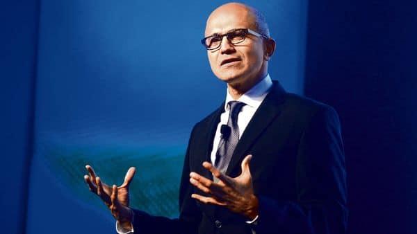 Microsoft chief executive Satya Nadella (Photo: Mint)