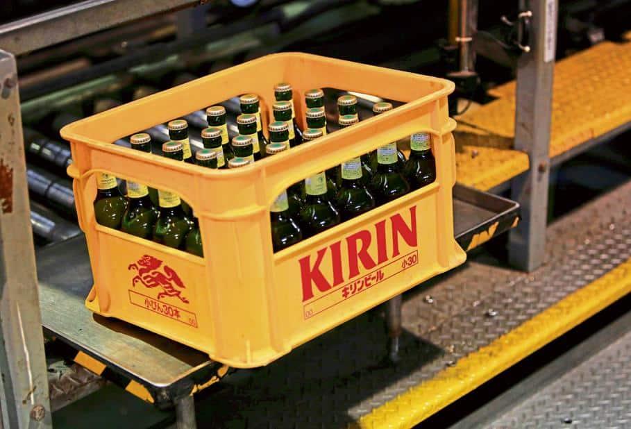 Japan's Kirin put on watch list