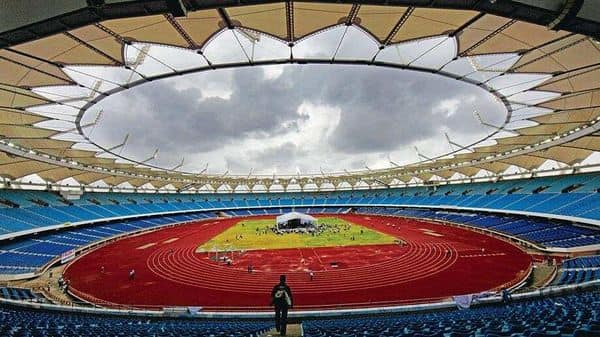 Delhi, which boasts of good quality infra, has hosted mega-events such as the FIH Men's Hockey and 2010 Commonwealth Games. (Photo: HT)