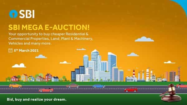 SBI mega property e-auction across India starts today: Key things to know - Mint