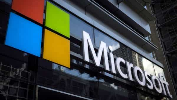 Microsoft said customers that use its cloud-based email system are not affected. (REUTERS)