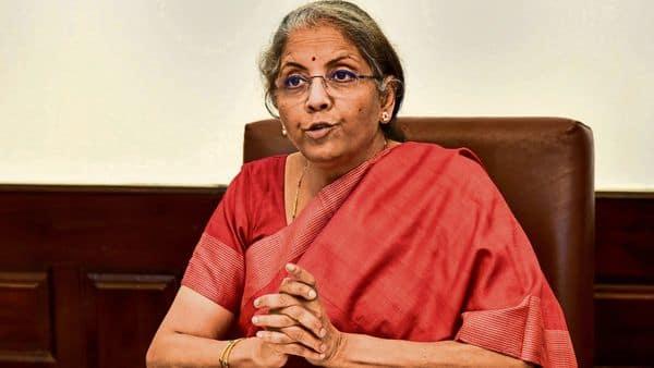 Finance minister Nirmala Sitharaman  (PTI)