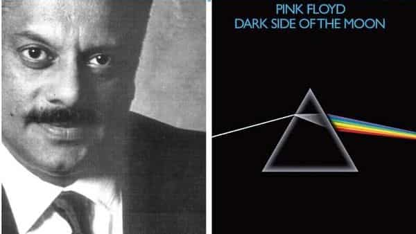 Bhaskar Menon, and the cover of Pink Floyd's 1973 album, The Dark Side of the Moon.