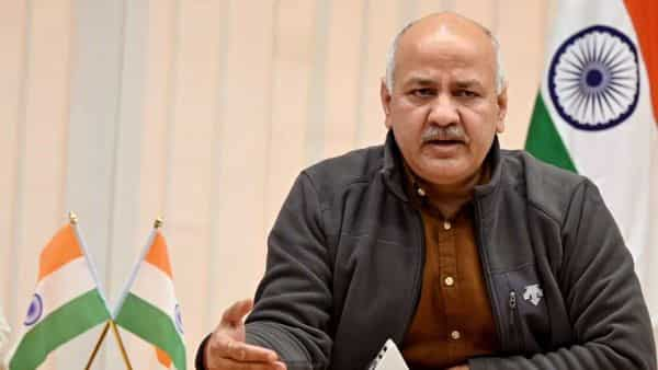 Delhi Deputy Chief Minister Manish Sisodia (Photo: ANI)