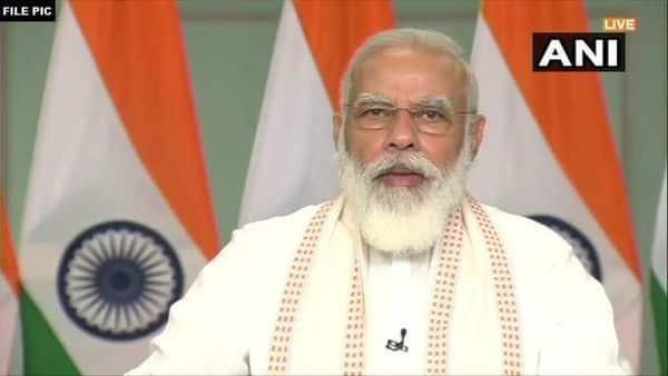 A file photo of Prime Minister Narendra Modi. (ANI)