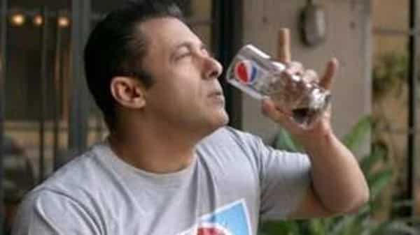 PepsiCo India has already launched multiple brand campaigns including one for cola brand Pepsi featuring actor Salman Khan.