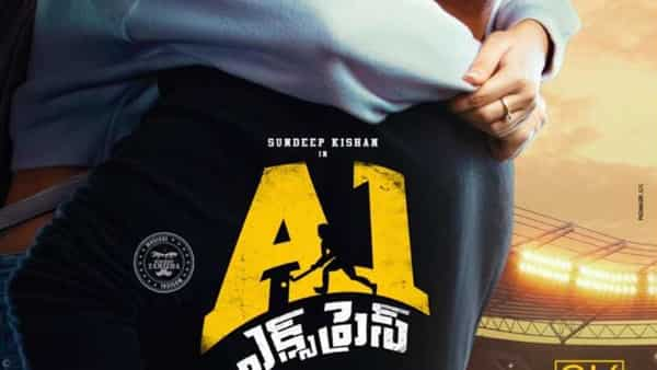 A1 Express features Sundeep Kishan and Lavanya Tripathi in lead roles. A remake of the Tamil film Natpe Thunai (2019), it deals with issues of corruption and nepotism in sports. (Source: Twitter @sundeepkishan)