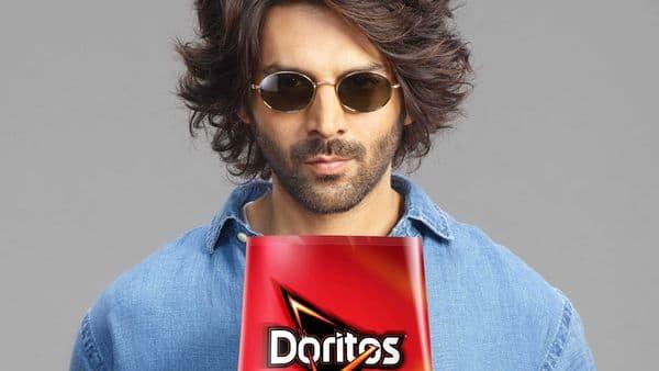 Kartik Aaryan as first brand ambassador of Doritos