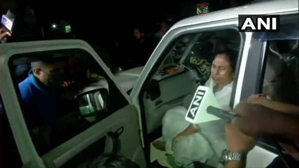 West Bengal CM Mamata Banerjee (ANI)