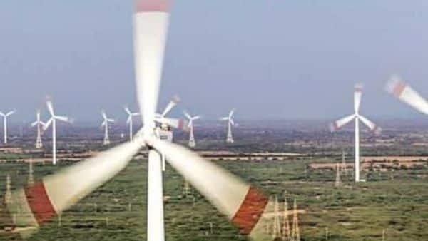 PTC India Ltd's wind power business may be valued at around  ₹2,000 crore. Photo: Bloomberg
