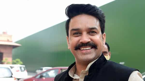 Minister of State for Finance and Corporate Affairs Anurag Thakur (PTI)