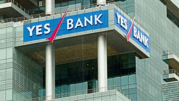 As of 31 December, Yes Bank reported bad loans were at 15.36% of total assets.