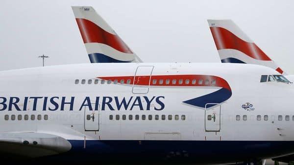 British Airways planes  (AP)