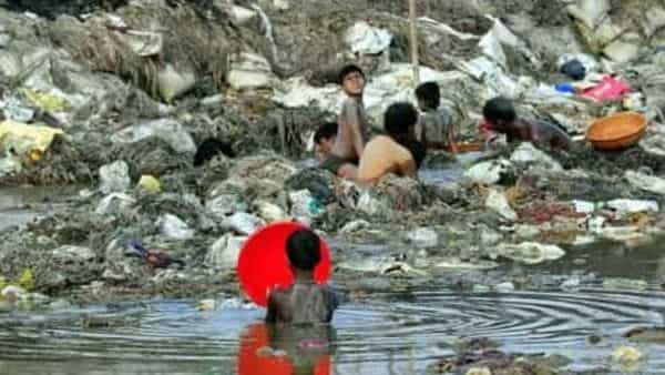 The plants are part of government plans to order Rs8,000 crore of sewage facilities before next June to clean wastewater in 118 towns on the banks of the Ganges. Photo: AFP
