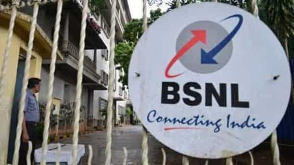 BSNL, which offers mobile, landline and broadband services across India (except Delhi and Mumbai where MTNL operates) is yet to announce 2017-18 financial results. Photo: Hemant Mishra/Mint