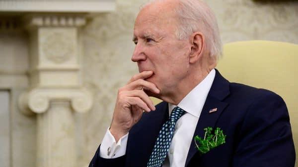 US President Joe Biden (Bloomberg)