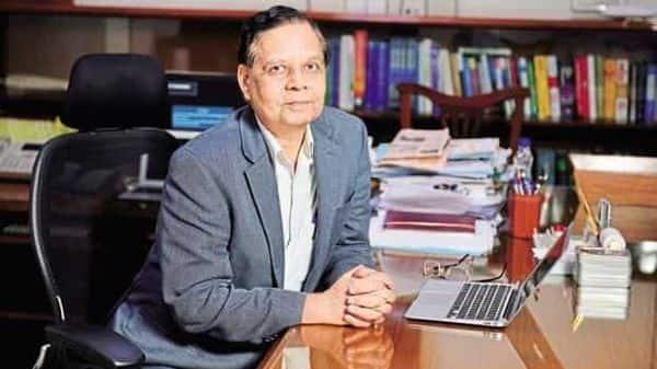 Former vice chairman of Niti Aayog Arvind Panagariya