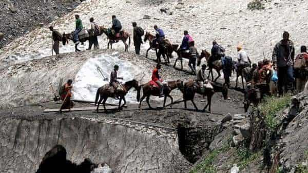 Jammu and Kashmir DGP Dilbag Singh on Friday said there is no threat to Amarnath Yatra