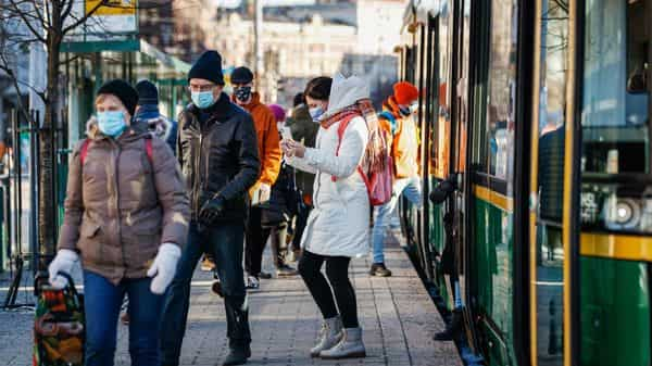 Finland, which throughout the health crisis has reported some of Europe's lowest incidences of the coronavirus (Bloomberg)