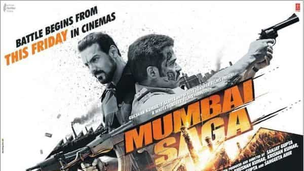 Crime drama Mumbai Saga made Rs2.75 crore on its opening day, despite restrictions in several states, including Maharashtra.