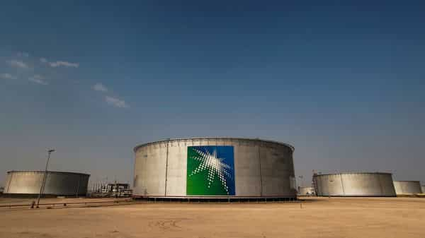 File Photo: Saudi Aramco reported net income of $49 billion in 2020, down from $88.19 billion in 2019 (REUTERS)