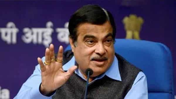 A file photo of Union minister Nitin Gadkari. He said the government is trying to reduce the turnaround time of highway projects to significantly enhance the construction pace. Photo: PTI