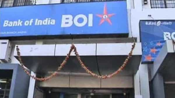 After the bank said it is going to acquire the remaining 49% stake in its two subsidiaries, Bank Of India share price rose 4% intraday on Thursday.
