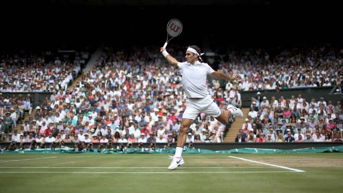 Players know that what Roger Federer makes look easy is extraordinarily hard.