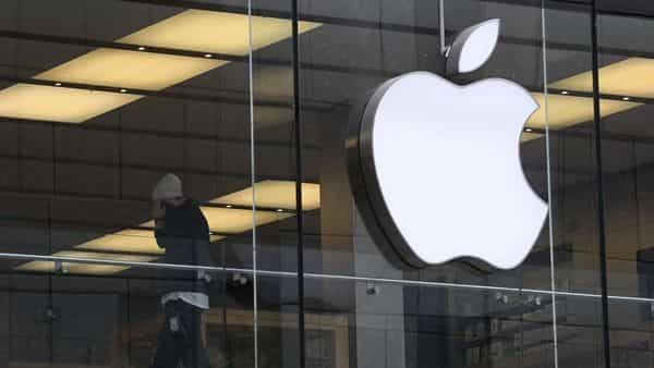 Apple's shares have slid around 15% since reaching a record high at the end of January amid a rotation out of high-flying tech stocks (AFP)