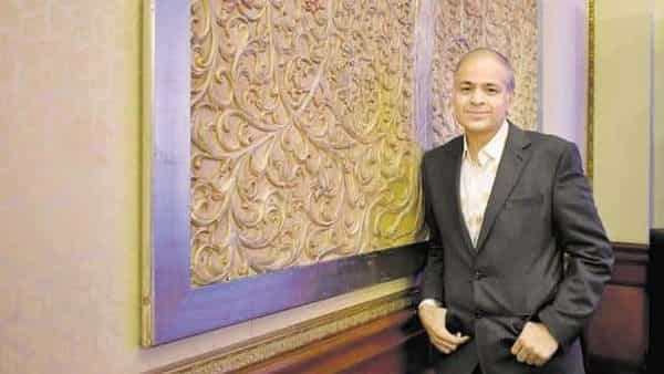 A file photo of Fincare Small Finance Bank MD and CEO Rajeev Yadav.