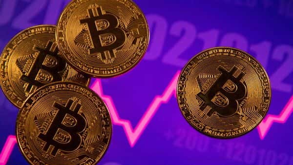 The $44,000 level has been a good support line for bitcoin. REUTERS/Dado Ruvic/Illustration/File Photo/File Photo (REUTERS)