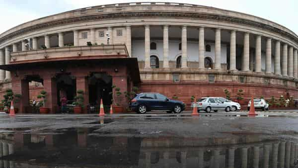 The Finance Bill, 2021, passed by the Parliament earlier this week. (File Photo: AFP)