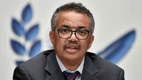 FILE PHOTO: WHO Director General Tedros Adhanom Ghebreyesus called for further studies after publication of the report (REUTERS)
