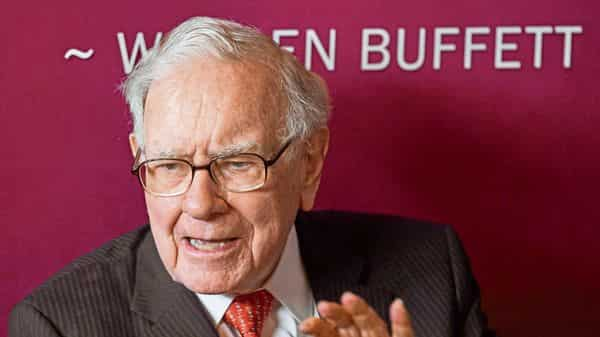 Berkshire Hathaway chairman Warren Buffett.ap (MINT_PRINT)