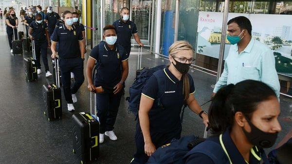 South Africa Women Cricket Team  (ANI)