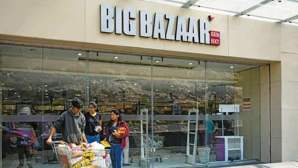 In May last year Big Bazaar launched its e-commerce operations with limited success (Mint)