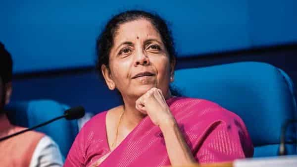 Sitharaman recently said that blockchain experiments would be allowed (Photo: Mint)