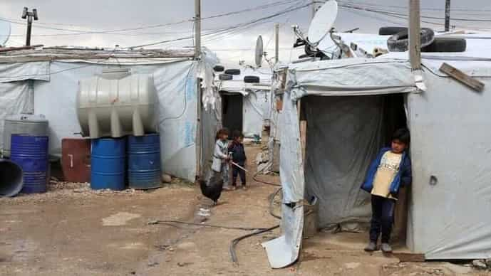 Thousands of Palestinian and Syrian refugees have been struggling to access education for their children. The pandemic has worsened the situation.