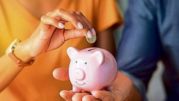 In July-September 2020, household savings was  ₹4.92 lakh crore, or 10.4% of GDP