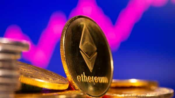 Visa said this past week that its payments network will use USD Coin to settle transactions over Ethereum, which has helped boost sentiment. (REUTERS)