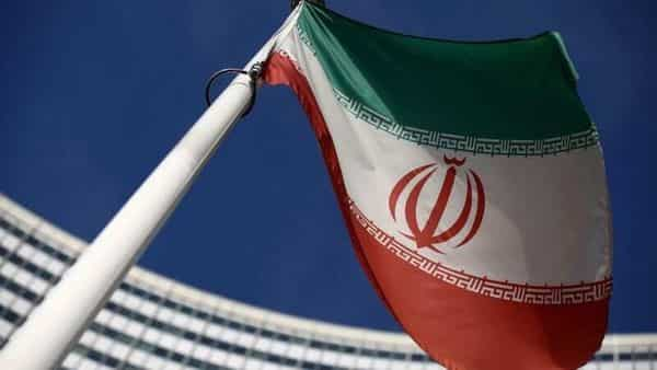 The Iranian flag (REUTERS)
