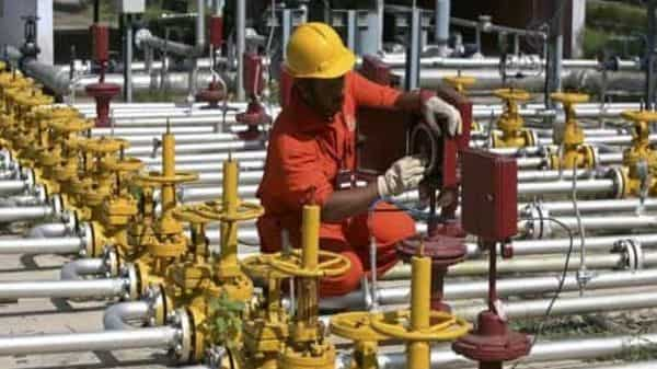 Gas output from the block will be profitable for ONGC as India is moving to a new pricing regime from 1 April linking local prices with global indexes. Photo: Reuters