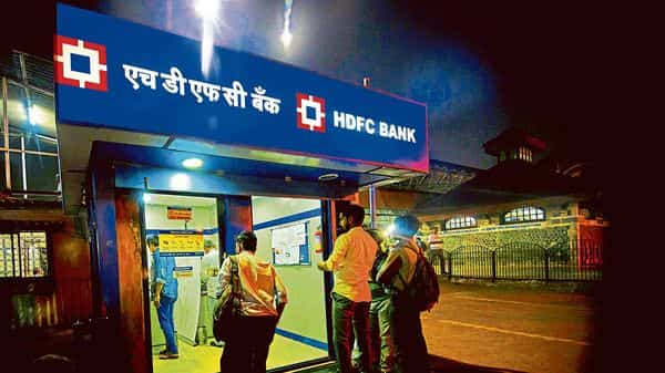 HDFC Bank said its deposit base rose to about  ₹13.35 trillion as of 31 March.mint